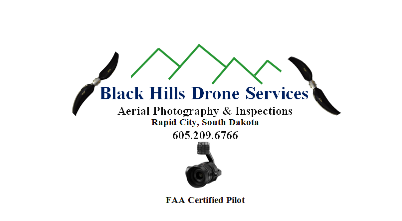 Rapid City Aerial Photography & Inspections