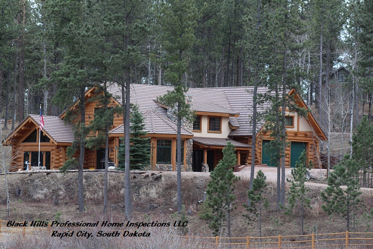 Log Home Rapid City