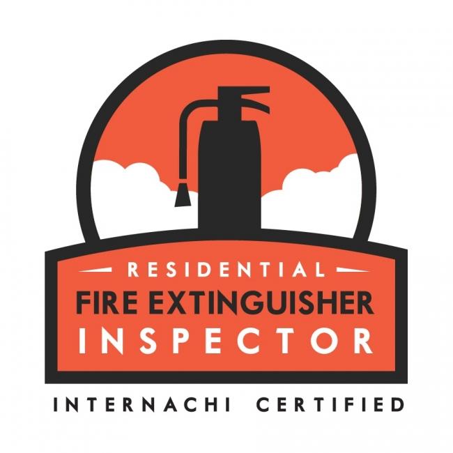 InterNACHI Fire Extinguisher