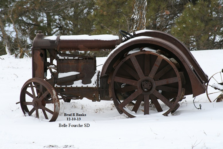Belle Tractor