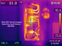 Thermal Scan Electrical