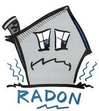 radon sick home