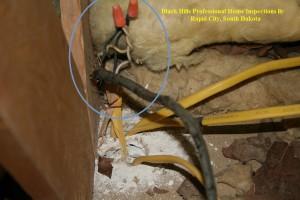 Attic wiring