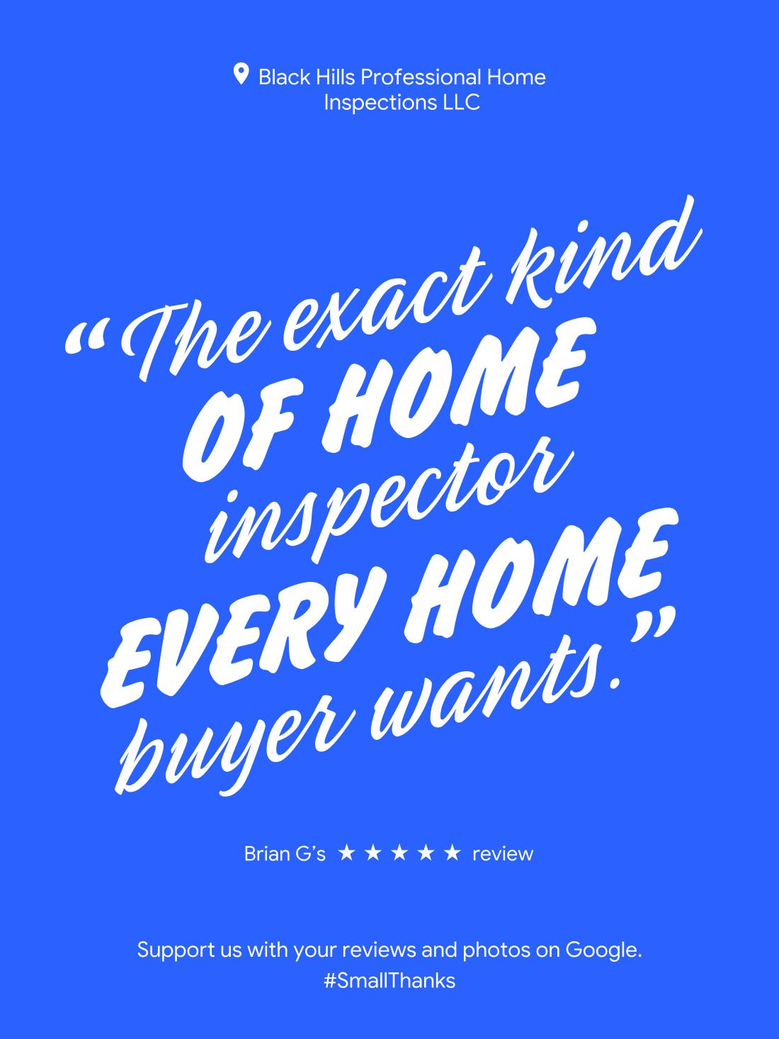 Home Inspectors Rapid City